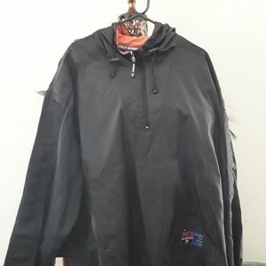 Polo sports jacket with engrave sleeves